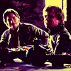 Tyrion and Jaime