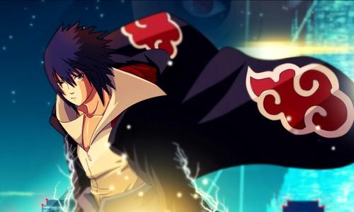 Sasuke Ichiwa fond d'écran entitled Sasuke Uchiha