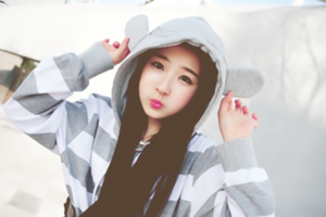 Cute Ulzzang girl