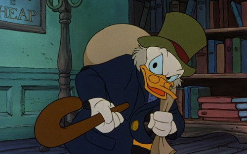 Uncle Scrooge McDuck images Mickey's Christmas Carol HD wallpaper ...