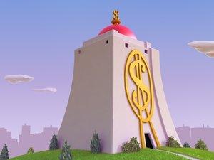 Scrooge's Money Bin 4