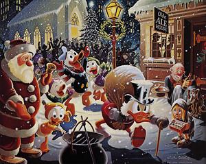 Ebenezer Scrooge McDuck