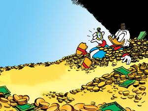 Scrooge দেওয়ালপত্র