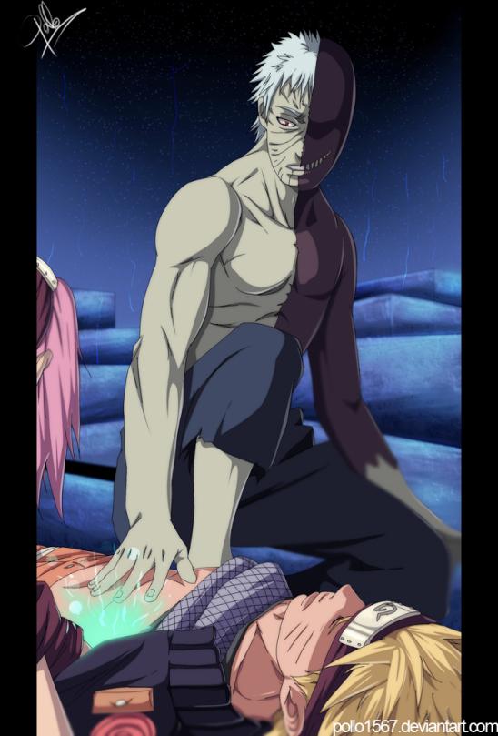 *Naruto / Obito*