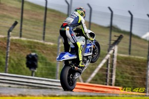 Vale (Sepang test 2)