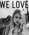 Lucy Fry for Nylon - vampire-academy photo