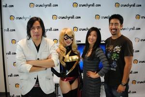 Vampy Bit Me at Crunchyroll