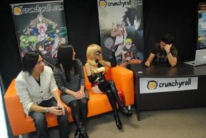 Vampy Bit Me aka Linda Le at Crunchyroll