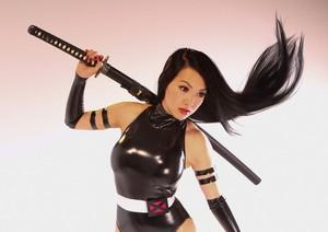 VampyBitMe Psylocke with sword