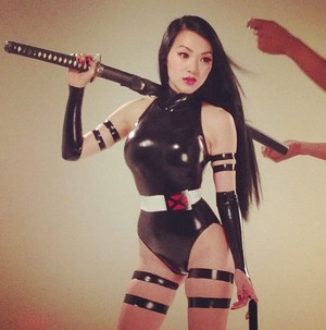 VampyBitMe psylocke with sword