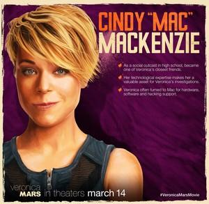 "Cindy ""Mac"" Mackenzie Info"