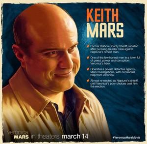 Keith Mars Info