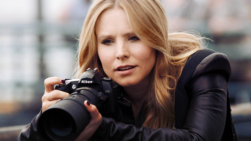 Veronica Mars wallpaper possibly with a rifleman, a green beret, and a navy seal titled Veronica Mars