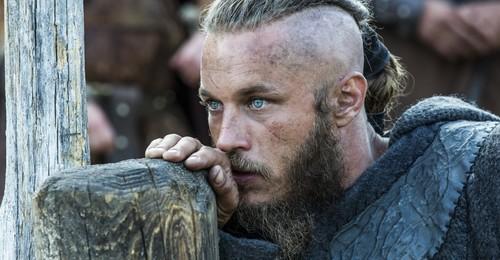 Vikings (TV Series) karatasi la kupamba ukuta entitled Vikings// Season 2, Episode 1: Brother's War