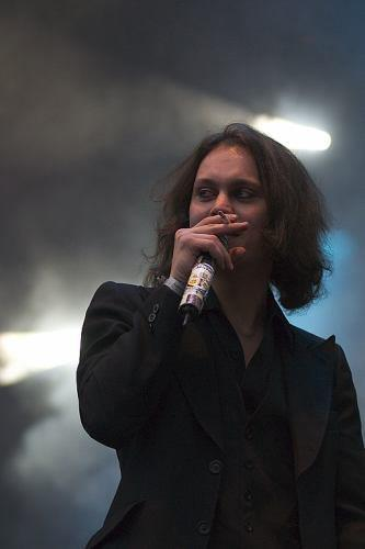 Ville Valo wallpaper with a business suit and a show, concerto entitled Ville Valo