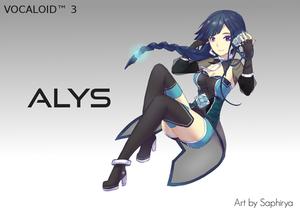 Vocaloid Alys
