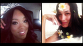 Diva Selfies - Alicia Fox and Brie Bella - wwe-divas photo