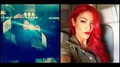 Diva Selfies - Alicia Fox and Eva Marie - wwe-divas photo