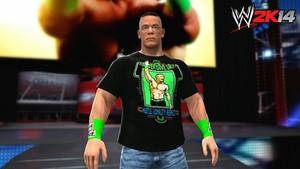 WWE2k14 john cena