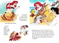 Walt Disney Book Images - Princess Ariel, Scuttle, Sebastian, Flounder, Max & Prince Eric - walt-disney-characters photo