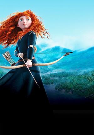 Disney•Pixar Posters - Công chúa tóc xù