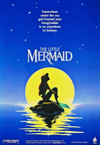 Walt Disney Posters - The Little Mermaid - walt-disney-characters Photo