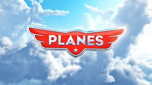 Walt Disney Screencaps - Planes Title Card
