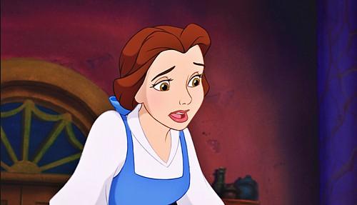 Karakter Walt Disney kertas dinding titled Walt Disney Screencaps - Princess Belle