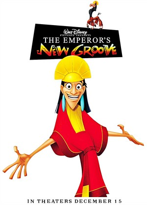 Walt डिज़्नी Posters - The Emperor's New Groove