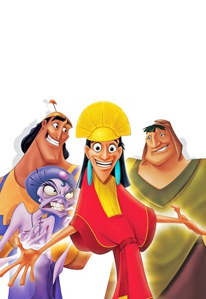 Walt disney Posters - The Emperor's New Groove