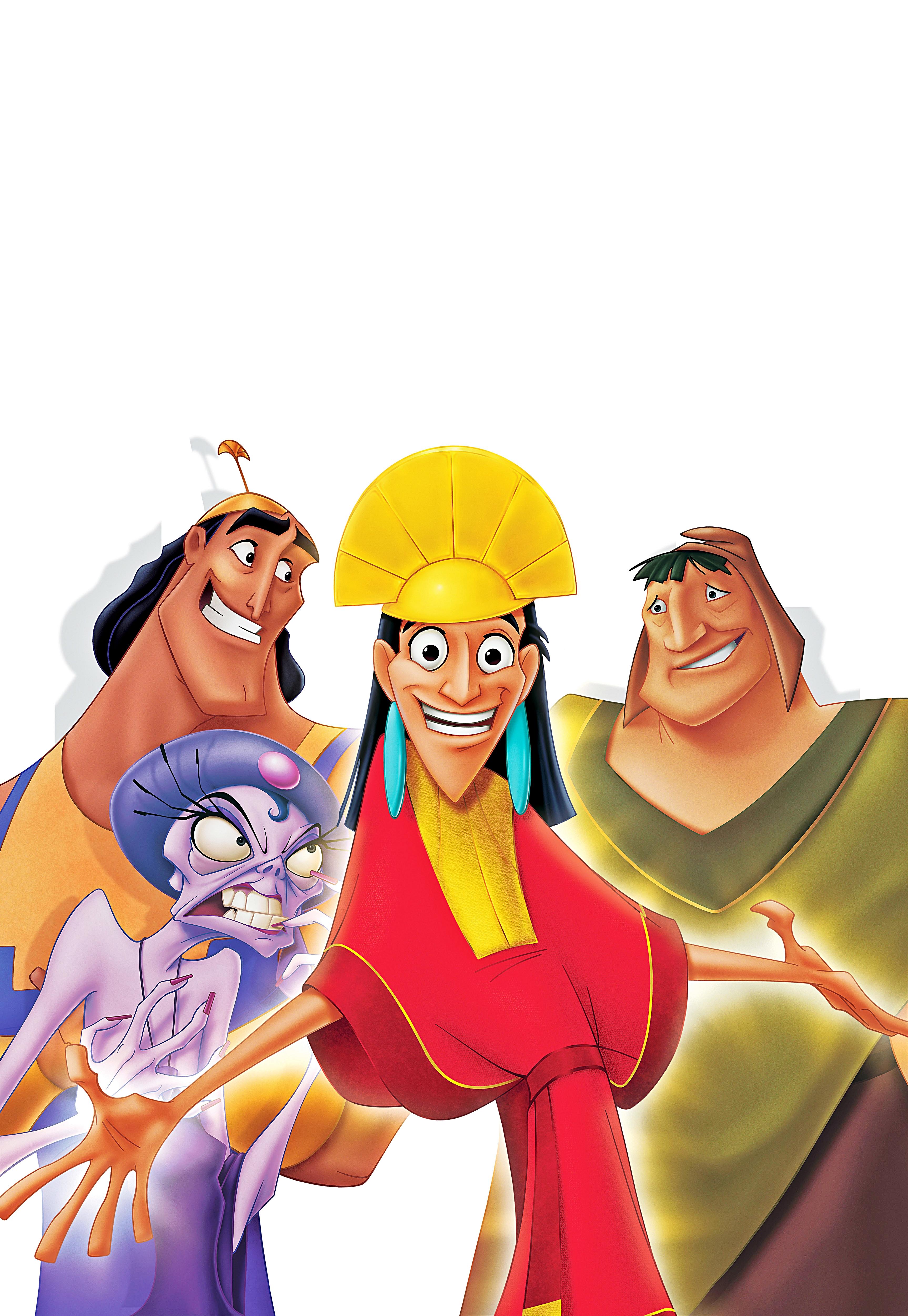 Walt Disney Posters - The Emperor's New Groove