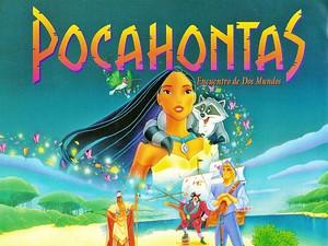 Walt Дисней Posters - Pocahontas