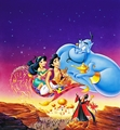 Walt Disney Posters - Aladdin - walt-disney-characters photo