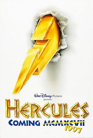 Walt disney Posters - Hercules