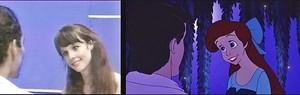 Walt ডিজনি Live-Action References - The Little Mermaid