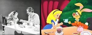 Walt Disney Live-Action References - Alice In Wonderland