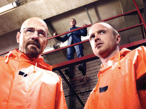 Walter White and Jesse Pinkman - Breaking Bad