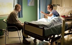 Walter White and Jesse Pinkman - Breaking Bad