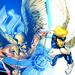 Warren Worthington/Carter Hall - x-men-angel icon