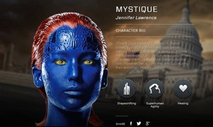 X-men: Days of Future Past Mystique Character Bio