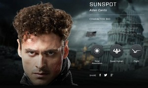 X-men: Days of Future Past Character Bio Sunspot