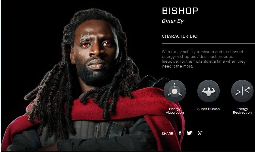 Bishop xmen movie