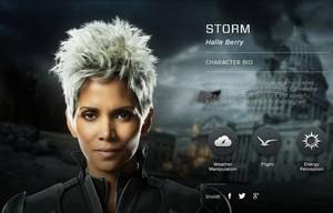 X-men: Days of Future Past Character Bio Storm