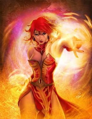The Slayer of ngọn lửa, chữa cháy