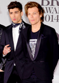 Zayn and Louis - zayn-malik photo