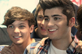 Louis and Zayn - zayn-malik photo