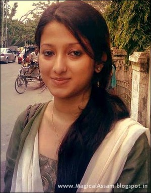 beautiful assamese girl