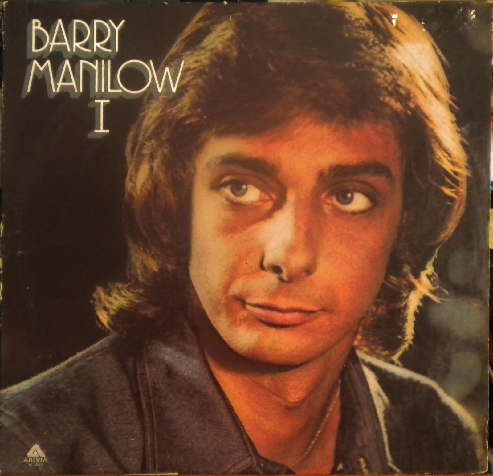"1975 Arista Re-Issue, ""Barry Manilow I"" - barry manilow Photo ..."