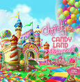 candyland  - candy-land fan art