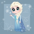 Elsa - deviantart fan art